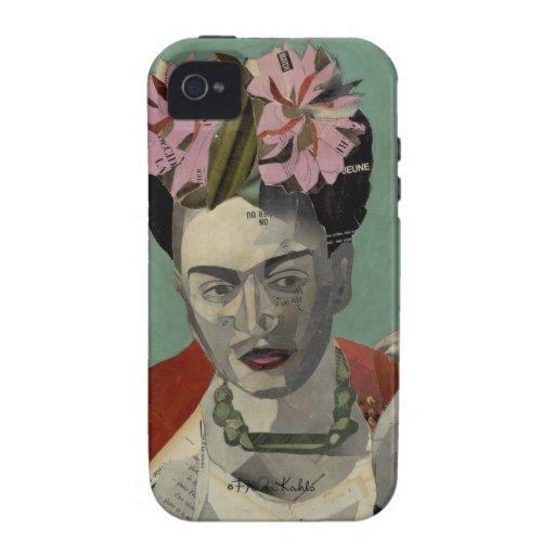Frida Kahlo de García Villegas iPhone 4 Carcasa
