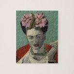 Frida Kahlo de García Villegas Puzzles Con Fotos