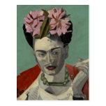 Frida Kahlo de García Villegas Tarjetas Postales