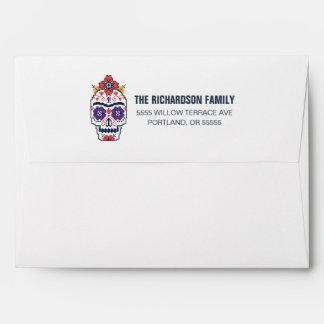 Frida Kahlo | Dia De Los Muertos Envelope