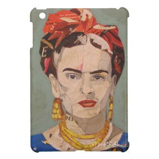 Frida Kahlo en Coyoacán Portrait Cover For The iPad Mini