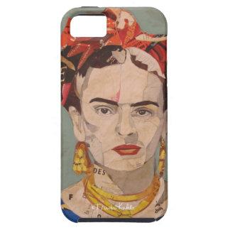 Frida Kahlo en Coyoacán Portrait iPhone SE/5/5s Case