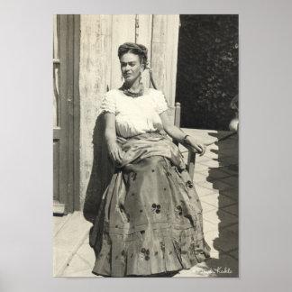 Frida Kahlo en Sun Posters