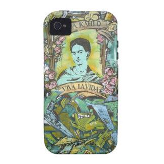 Frida Kahlo Graffiti Case-Mate iPhone 4 Case