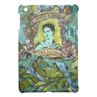 Frida Kahlo Graffiti iPad Mini Covers