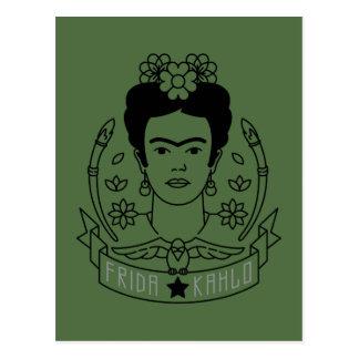 Frida Kahlo | Heroína Postcard