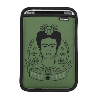 Frida Kahlo   Heroína Sleeve For iPad Mini