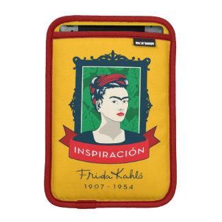 Frida Kahlo   Inspiración iPad Mini Sleeve