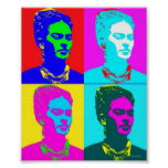 Frida Kahlo inspiró el retrato Póster