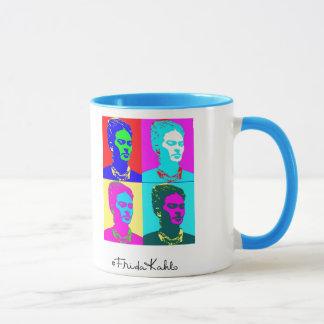 Frida Kahlo inspiró el retrato Taza