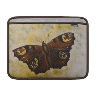 Frida Kahlo Painted Butterfly MacBook Sleeve