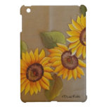 Frida Kahlo Painted Sunflowers iPad Mini Case