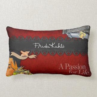 Frida Kahlo - pasión para la vida Cojín