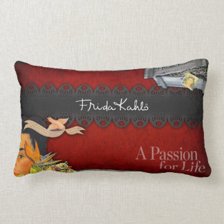 Frida Kahlo - Passion for Life Throw Pillows