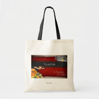 Frida Kahlo - Passion for Life Tote Bag