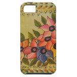 Frida Kahlo pintó Flores Funda Para iPhone 5 Tough