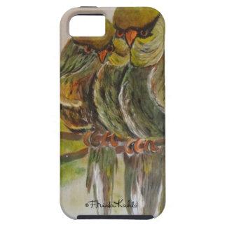 Frida Kahlo pintó pájaros Funda Para iPhone 5 Tough