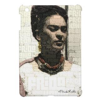 Frida Kahlo Textile Portrait iPad Mini Cases