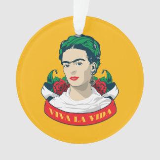 Frida Kahlo | Viva la Vida Ornament