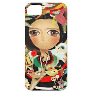 Frida Khalo de Rivera iPhone 5 Fundas
