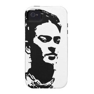 Frida Shadow Portrait iPhone 4 Case