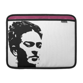 Frida Shadow Portrait MacBook Air Sleeve