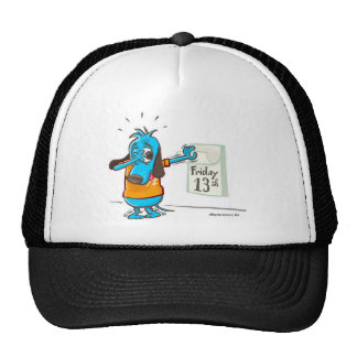 Friday 13th Smaller Image Trucker Hat