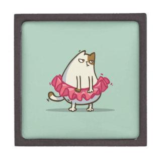 Friday Cat №1 Keepsake Box