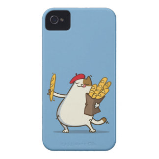 Friday Cat №3 iPhone 4 Case