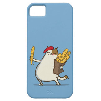 Friday Cat №3 iPhone SE/5/5s Case