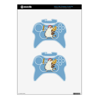 Friday Cat №3 Xbox 360 Controller Decal