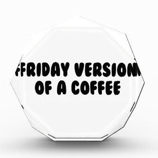 Friday Coffee Award