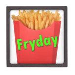 friday FRYDAY Premium Keepsake Boxes
