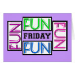 Friday Fun! Funny Card for the Weekend