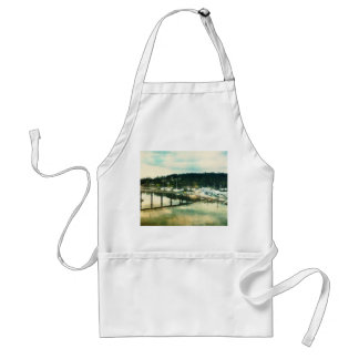 Friday Harbor Adult Apron