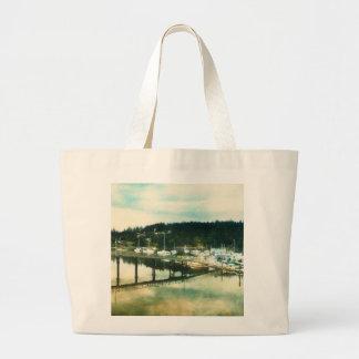 Friday Harbor Large Tote Bag