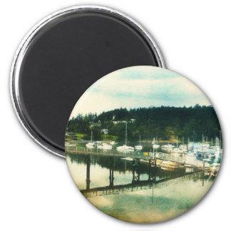 Friday Harbor Magnet