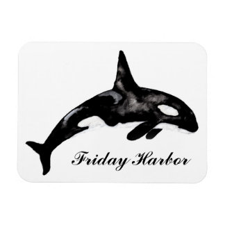 Friday Harbor Magnets