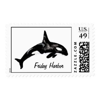 Friday Harbor Postage
