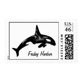 Friday Harbor Postage