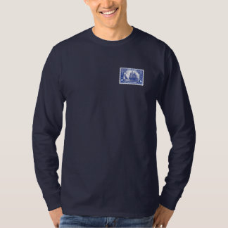 Friday Harbor Stamp tee