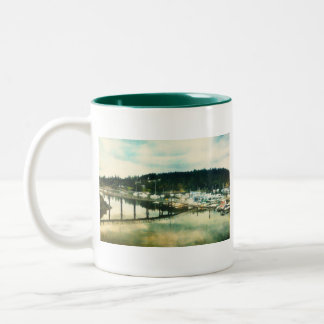 Friday Harbor Two-Tone Coffee Mug
