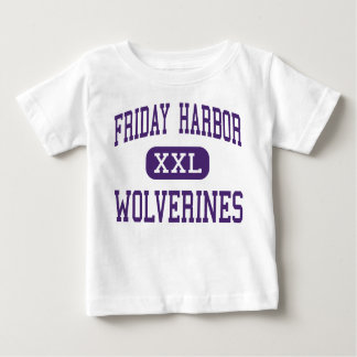Friday Harbor - Wolverines - Friday Harbor Baby T-Shirt