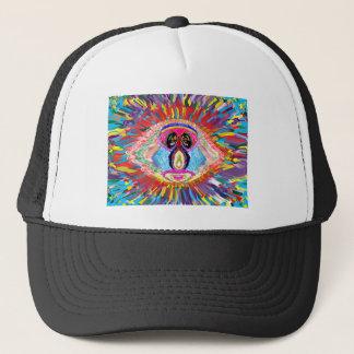 FRIDAY -  I will be a MONKEY by night Trucker Hat