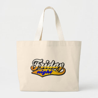 Friday Night Beer Tote Bags