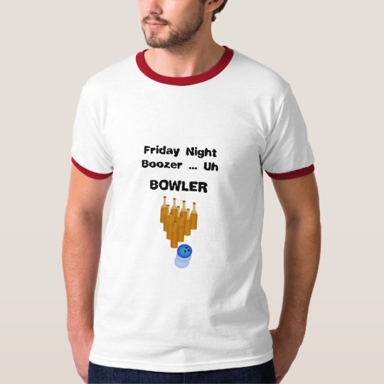 Friday Night Bowler T-Shirt