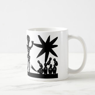 Friday Night Bowling Coffee Mug