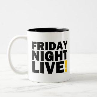 Friday Night Live - Official Mug