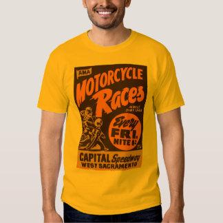 Friday Night Races Shirts