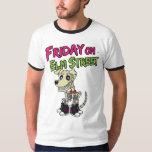 Friday on Elm Street - Herc Guys Short Sleeve T-shirt